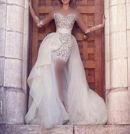 عکس+لباس+عروس+سال+95