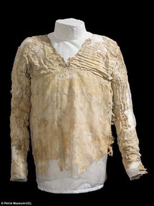 قدمت 5000 ساله قدیمی ترین لباس جهان +عکس