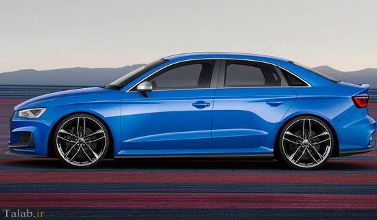 جدیدترین ماشین آئودی کلاب اسپرت (عکس)