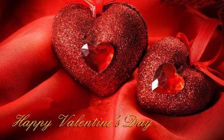 زیباترین کارت پستال های تبریک عاشقانه ولنتاین