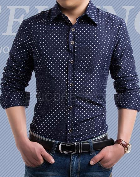 پیراهن های مردانه بسیار شیک مد 95