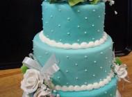 جدیدترین مدل کیک عروسی به رنگ سال 2016