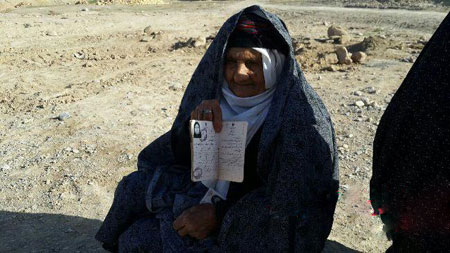 عکس های حضور چهره ها پای صندوق رای و سوژه های انتخابات + 31 عکس