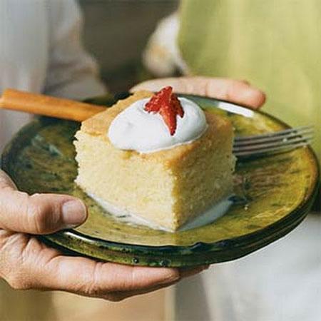 دستور تهیه یک کیک مکزیکی خوشمزه