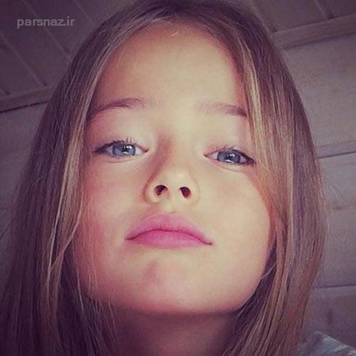 زیباترین دختر جهان را ببینید + عکس