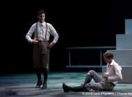اعدام واقعی بازیگر تئاتر در حال بازی روی صحنه +عکس