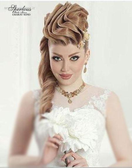 انواع ژورنال شیک ترین وزیباترین وجدیدترین مدل لباس عروس 2017-1396-2016-95+ دانلودعکس لباس عروس