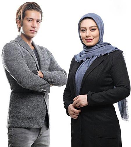 حرفهای نگفتنی امید علومی و همسرش سحر قریشی +عکس