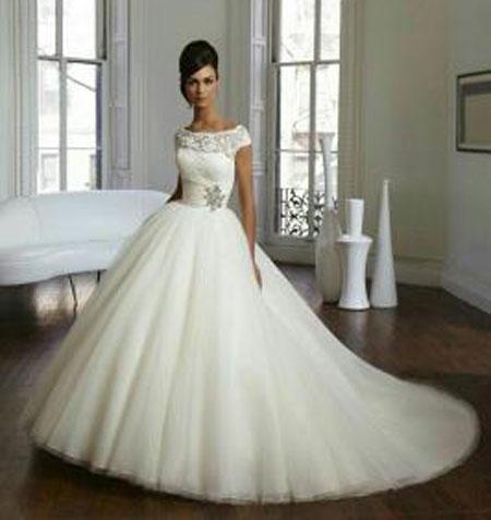 ژورنال جدیدترین مدل لباس عروس 2016