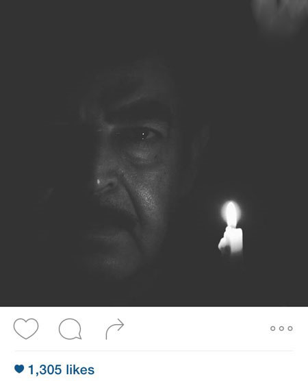 تازه ترین عکس های بازیگران و چهره ها در اینستاگرام