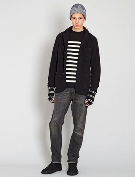 شیک ترین مدل لباس مردانه در زمستان 2016