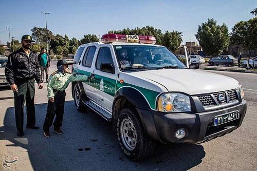 پلیس اهواز آرزوی کودک سرطانی را برآورده کرد +عکس