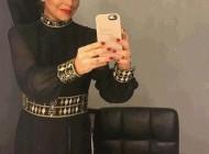 خانم بازیگر جوان که چهره ای پیر دارد +عکس