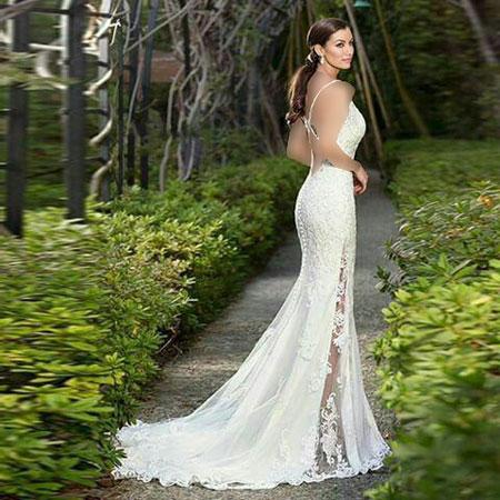 جدیدترین مدلهای لباس عروس 95