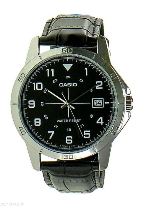 مدل جدید ساعت مچی مارک کاسیو CASIO