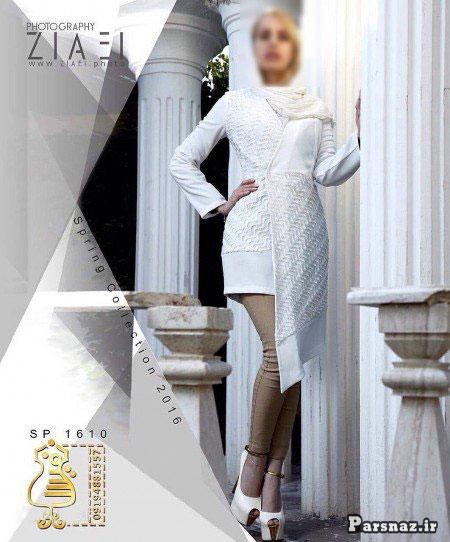 جدیدترین مدل مانتو برای عید نوروز