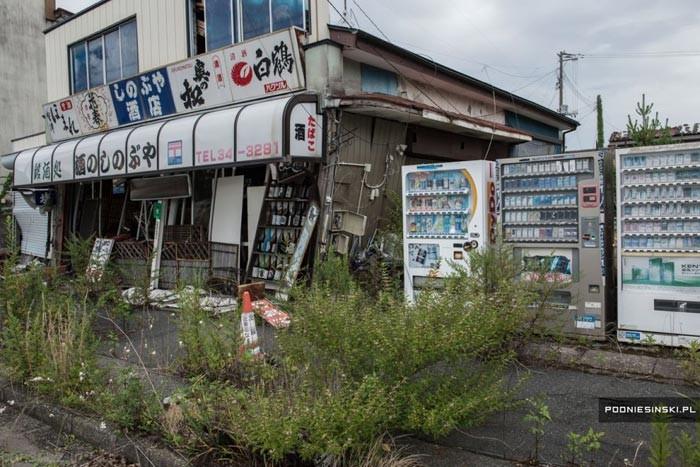 عکس های دیدنی از شهر ارواح در ژاپن
