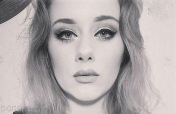 این دختر زیبا شباهت زیادی به ادل خواننده معروف دارد
