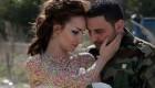 اقدام جالب زوج سوری برای عکس روز عروسی +تصاویر