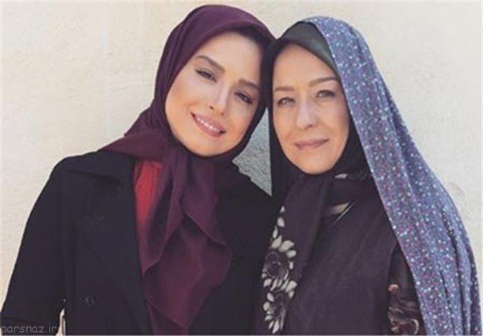 مادر و دخترهای سینمای ایران