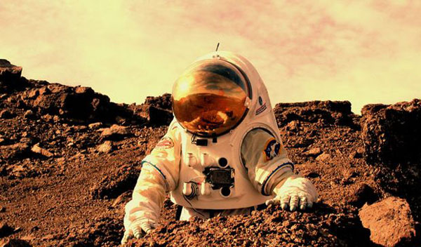 دانستنی های علمی جالب درباره مریخ +عکس