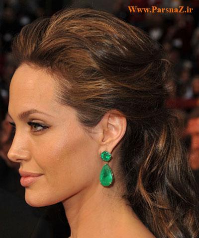 بهترین مدل موی زنان در مراسم اسکار از سال 2003 تا 2015