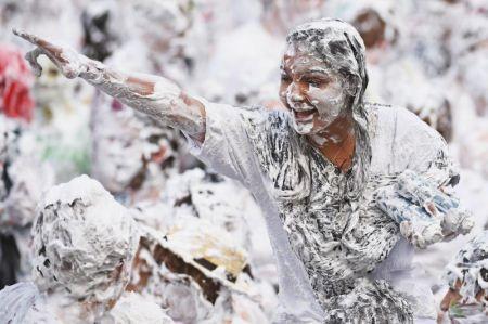 عکس های دیدنی از فستیوال کف پارتی دانشجویان