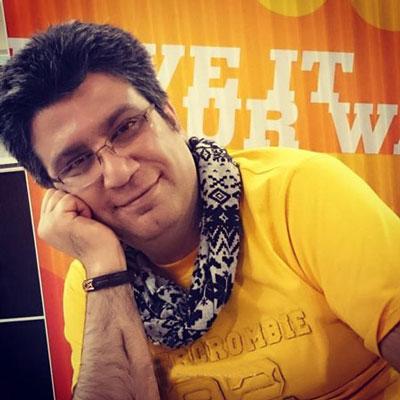 مصاحبه با رشیدپور درباره سوژه های جنجالی اش