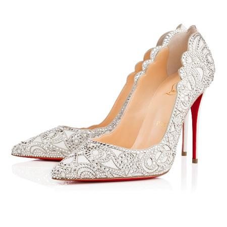 جدیدترین مدل کفش عروس در سال 98