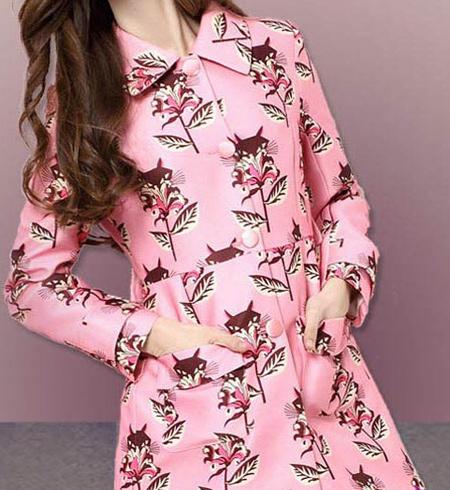 مدل مانتو زنانه و دخترانه برای عید نوروز