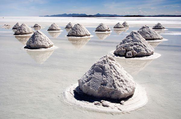 نکاتی که حتما باید درباره نمک بدانید