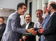 فردوسی پور خوش خنده را در کنار علی پروین ببینید