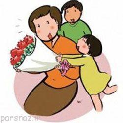 چند جمله جالب به مناسبت روز مادر
