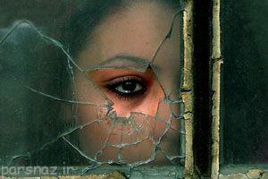 عکس حمام رفتن دختر فلسطینی جنجالی شد (عکس)