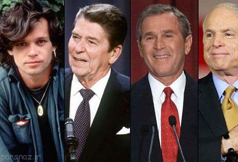 این خواننده های معروف از دست سیاستمدارها فراری هستند