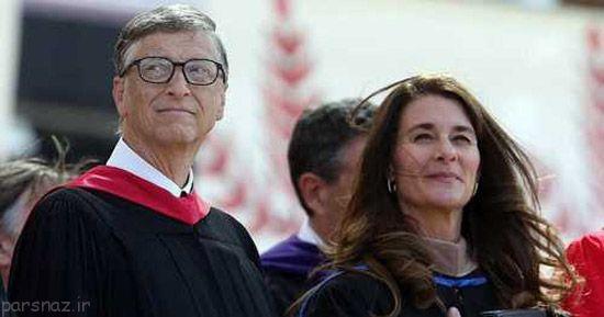 با زن و شوهرهای ثروتمندترین در جهان آشنا شوید