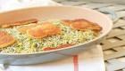 اموزش درست کردن سبزی پلوی شب عید ویژه گیاهخوارها