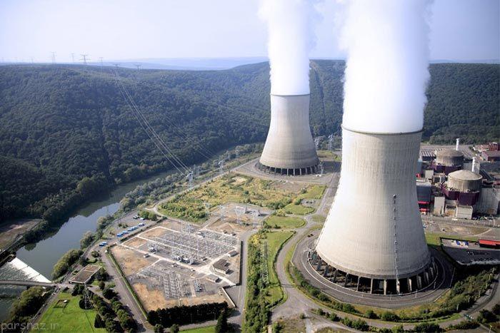 فرآیند تبدیل انرژی هسته ای به الکتریکی چگونه است