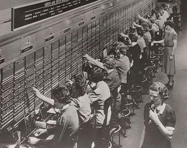 مشاغلی که با ظهور تکنولوژی کم فروغ شدند
