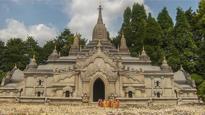 پارک ژاپنی با بهترین جاذبه های توریستی دنیا