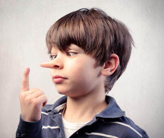 دروغگویی در کودکان و راه های مقابله با آن