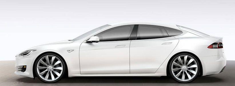 خودروی اسپرت تسلا S در راه بازار ایران