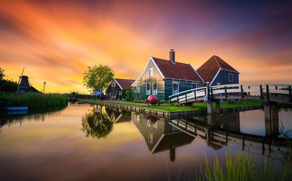 عکس های زیبای کشور هلند