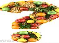دانستنی های جالب که از میوه ها باید بدانید