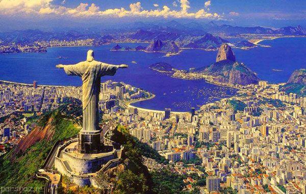 بیست کشور برتر دنیا از بعضی جهات در سال 2016