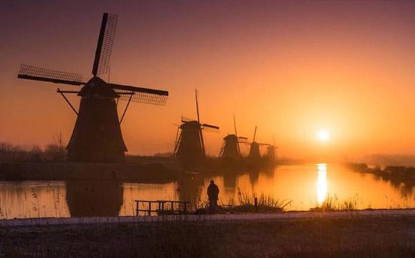 عکس های زیبا از کشور هلند