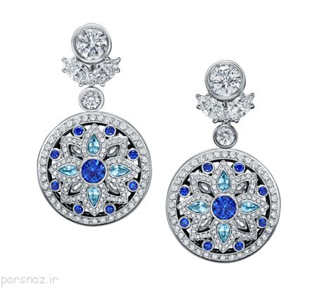 جدیدترین و زیباترین مدل های جواهرات برند Harry Winston