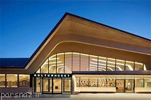 زیباترین و مدرن ترین کتابخانه در کشور نروژ
