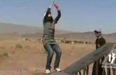 بدلکاری دختران در شمال تهران + تصاویر