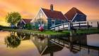 عکس های زیبا از طبیعت کشور هلند